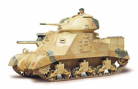 Tamiya 35041 1/35 Model do sklejania czołg British M3 Grant